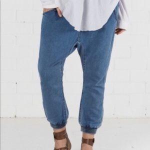 One by Teaspoon Harem Jeans, Size 27
